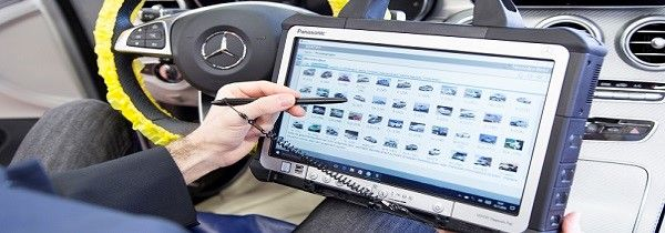 Xentry Diagnosis VCI  Новое поколение Star Diagnosis от Mercedes Benz